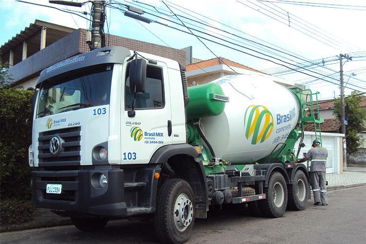 Concreto Convencional - Brasil Mix Concreto