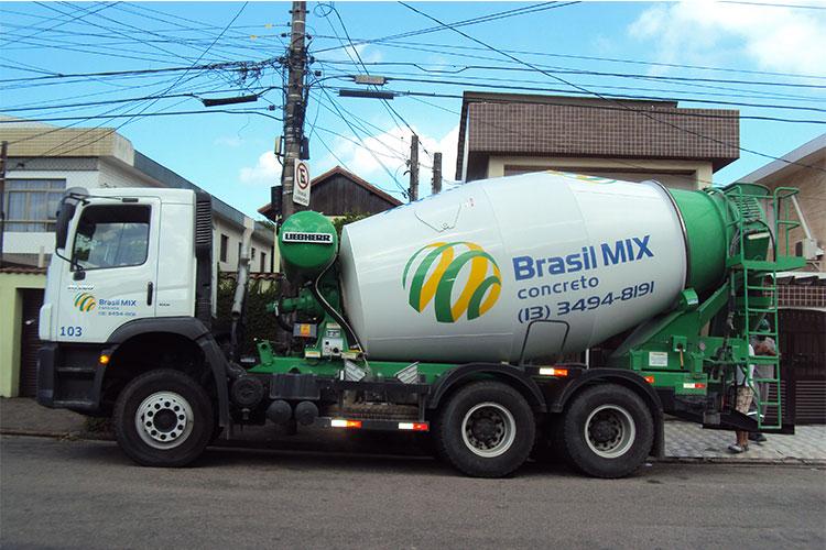 Concreto Econômico Residencial - Brasil Mix Concreto