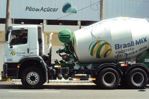 Case pão de Açúcar - Brasil Mix Concreto